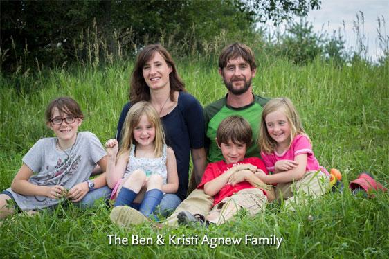 The Ben & Kristi Agnew Family